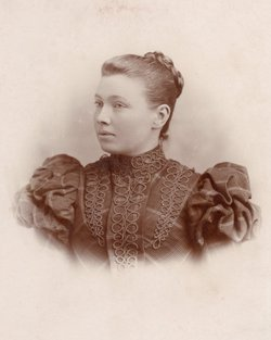 "Lovisa Wilhelmina ""Minnie"" <I>Åkerlind</I> Oscarson"