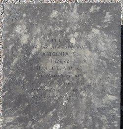 Virginia S. <I>Kimbrough</I> Clark