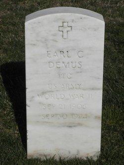 Earl C Demus