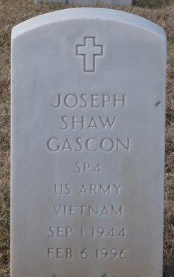 PFC Joseph Shaw Gascon