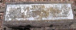 Martha Susan <I>Russell</I> Raney