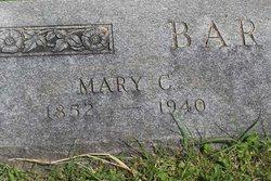 """Mary Catherine """"Molly"""" <I>Mansfield</I> Barnes"""