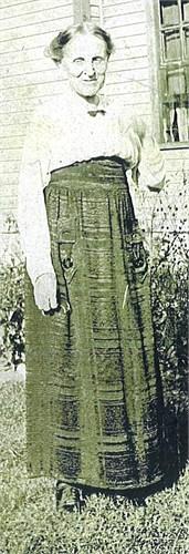 Lucy Theodosia <I>Lackey</I> Parks