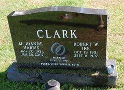 M. Joanne <I>Harris</I> Clark