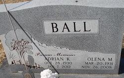 CPL Adrian Kyle Ball