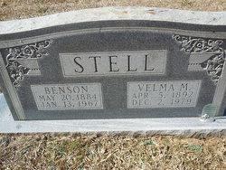 Velma <I>Martin</I> Stell