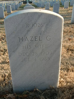 Hazel G Taylor