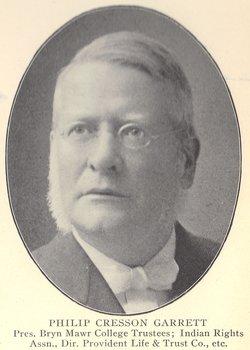 Philip Cresson Garrett