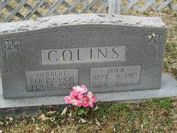 Zola Collins