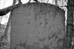 "Pysche ""Sitchie"" <I>Pitman</I> Clevenger"