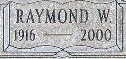 Raymond William Ahlers
