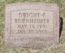 Dwight F. Burnheimer