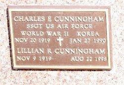 Lillian R Cunningham