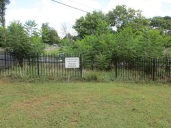 West-Routon-Upshaw Family Cemetery