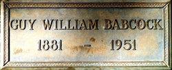 Guy William Babcock