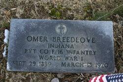 Omer Breedlove
