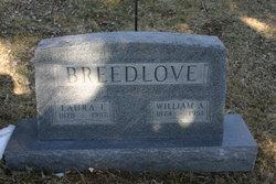 William A Breedlove