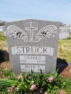 Ruth Victoria <I>Ohlson</I> Struck