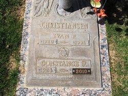 Constance F. Christiansen
