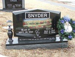 "Guy Jefferson ""Jeff"" Snyder, Jr"