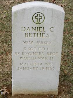 Daniel C Bethea