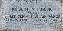 Robert Newton Fidler