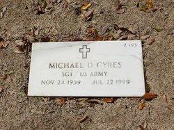 SGT Michael D Cyres