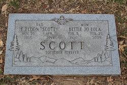 """Ergot Eldon """"Scotty"""" Scott"""