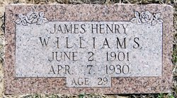 James Henry Williams