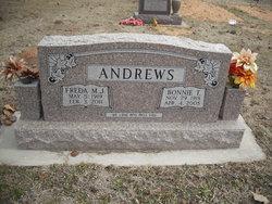 Freda <I>Hicks</I> Andrews