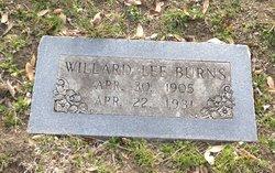 Willard Lee Burns