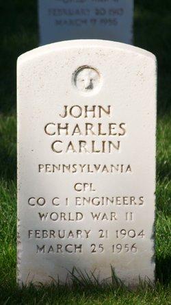 John Charles Carlin