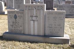 Lena <I>Finklestein</I> Feiner