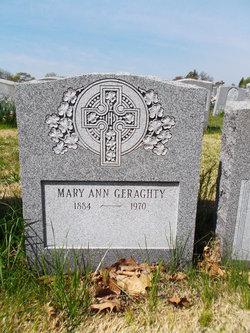 Mary Ann Geraghty