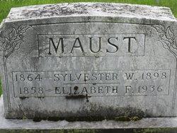 Elizabeth F Maust