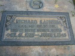 "Fred Richard ""Richard"" Kapheim"