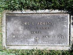 Joe E Adkins