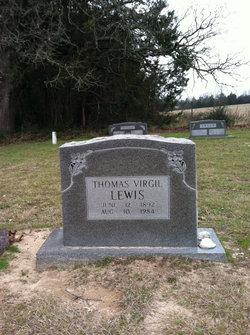 Thomas Virgil Lewis