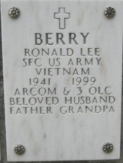 Ronald Lee Berry