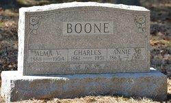 Alma V Boone