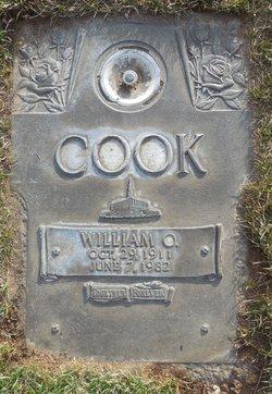 William Ora Cook, Sr