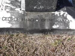 George Marcus Cruikshank
