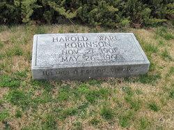 Harold Ware Robinson
