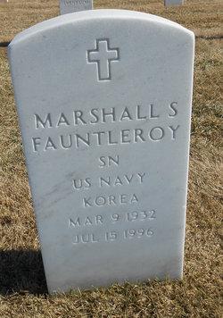 Marshall S Fauntleroy