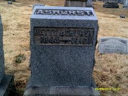 Betty Ashurst