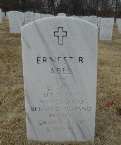 Ernest R Abel