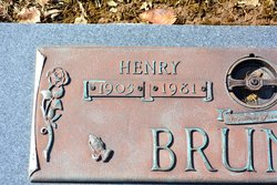 "Henry ""Pete"" Bruner"