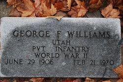 George F Williams