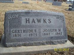 Joseph Morrow Hawks