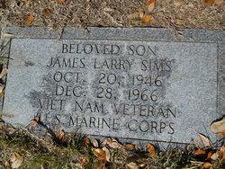 PFC James Larry Sims